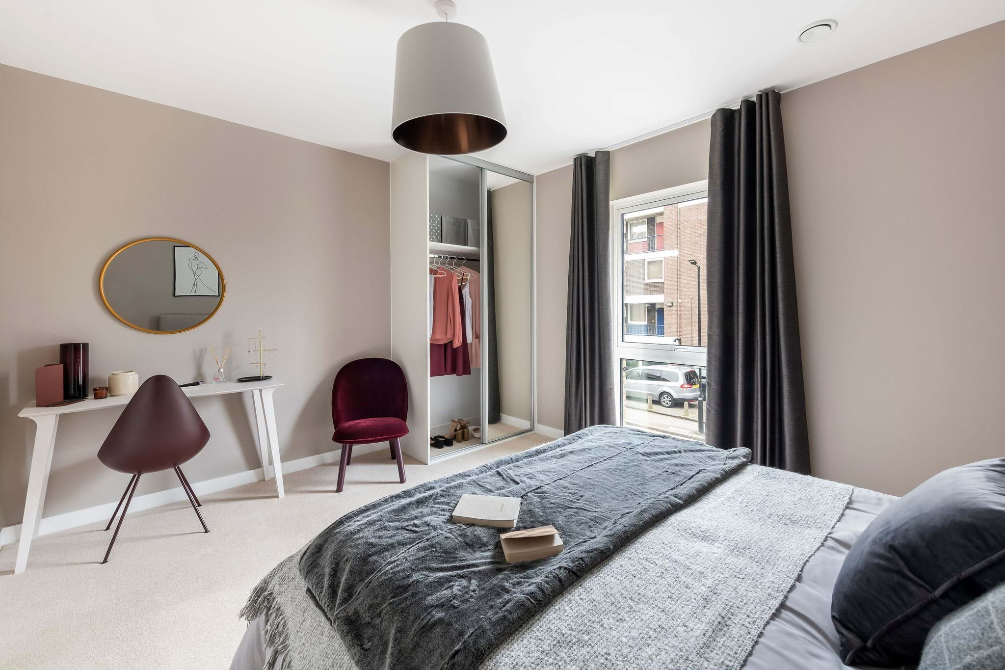 The Elmington | Shared Ownership - Bedroom
