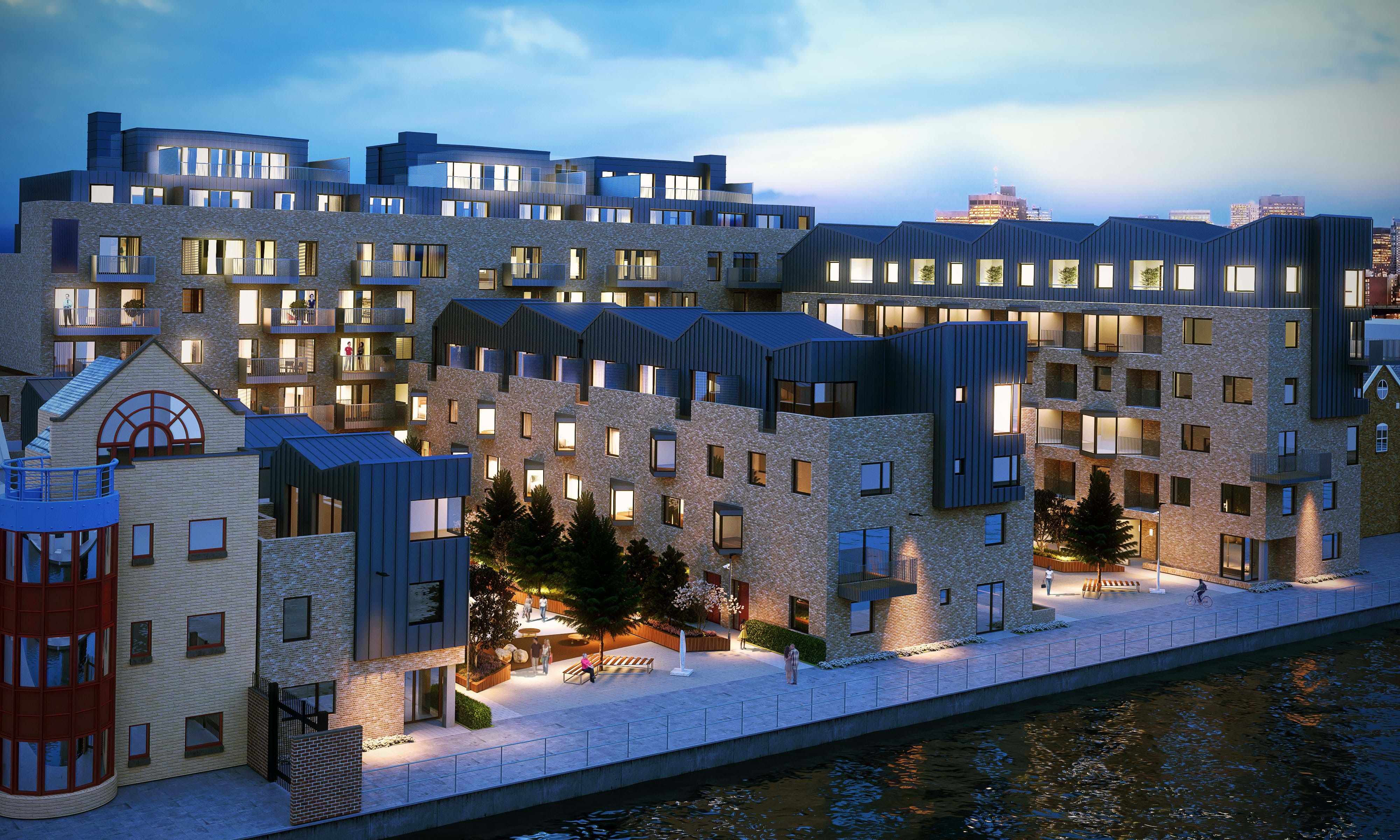 Wharf Road | Boutique apartments in Islington