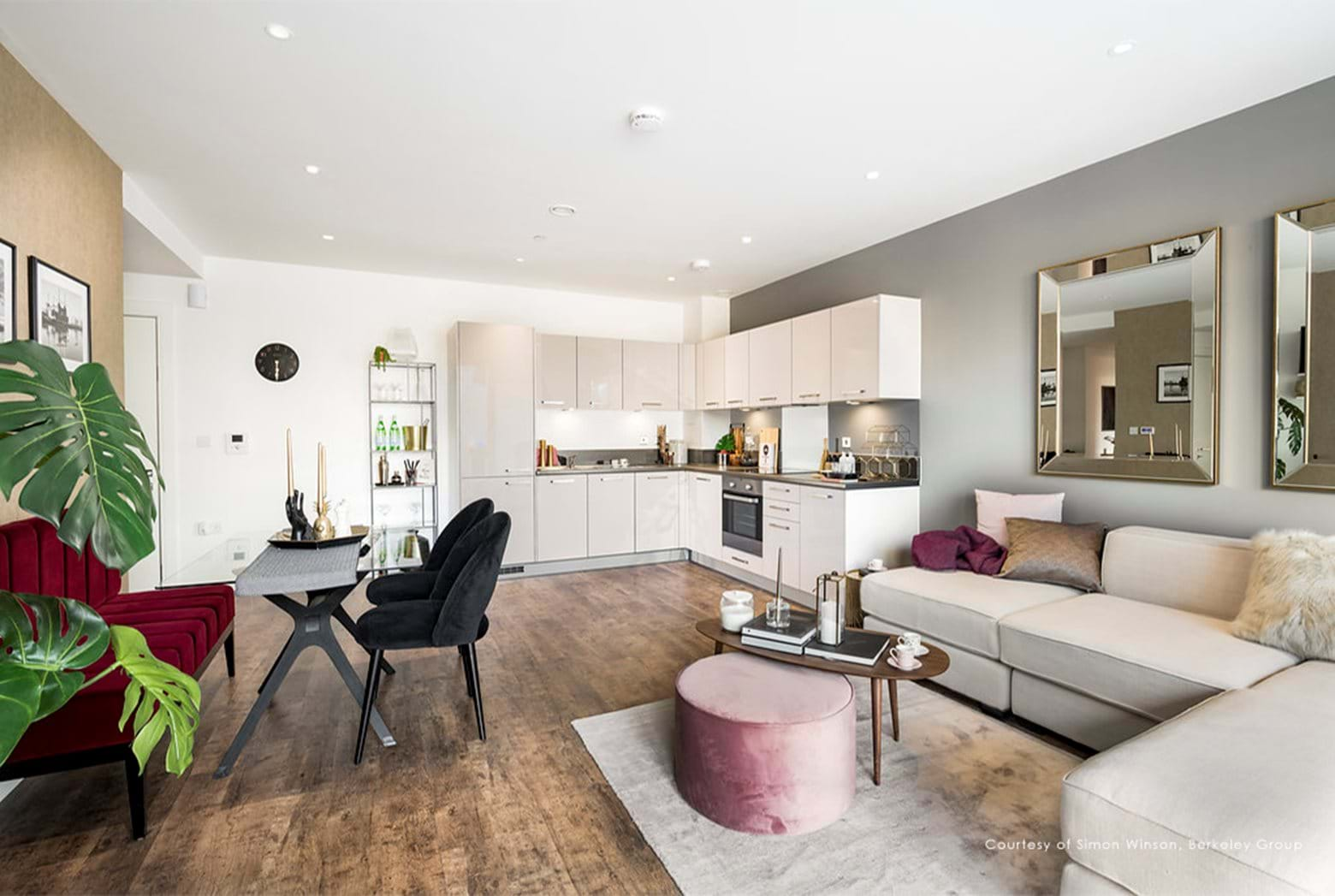 West View Battersea Show Home