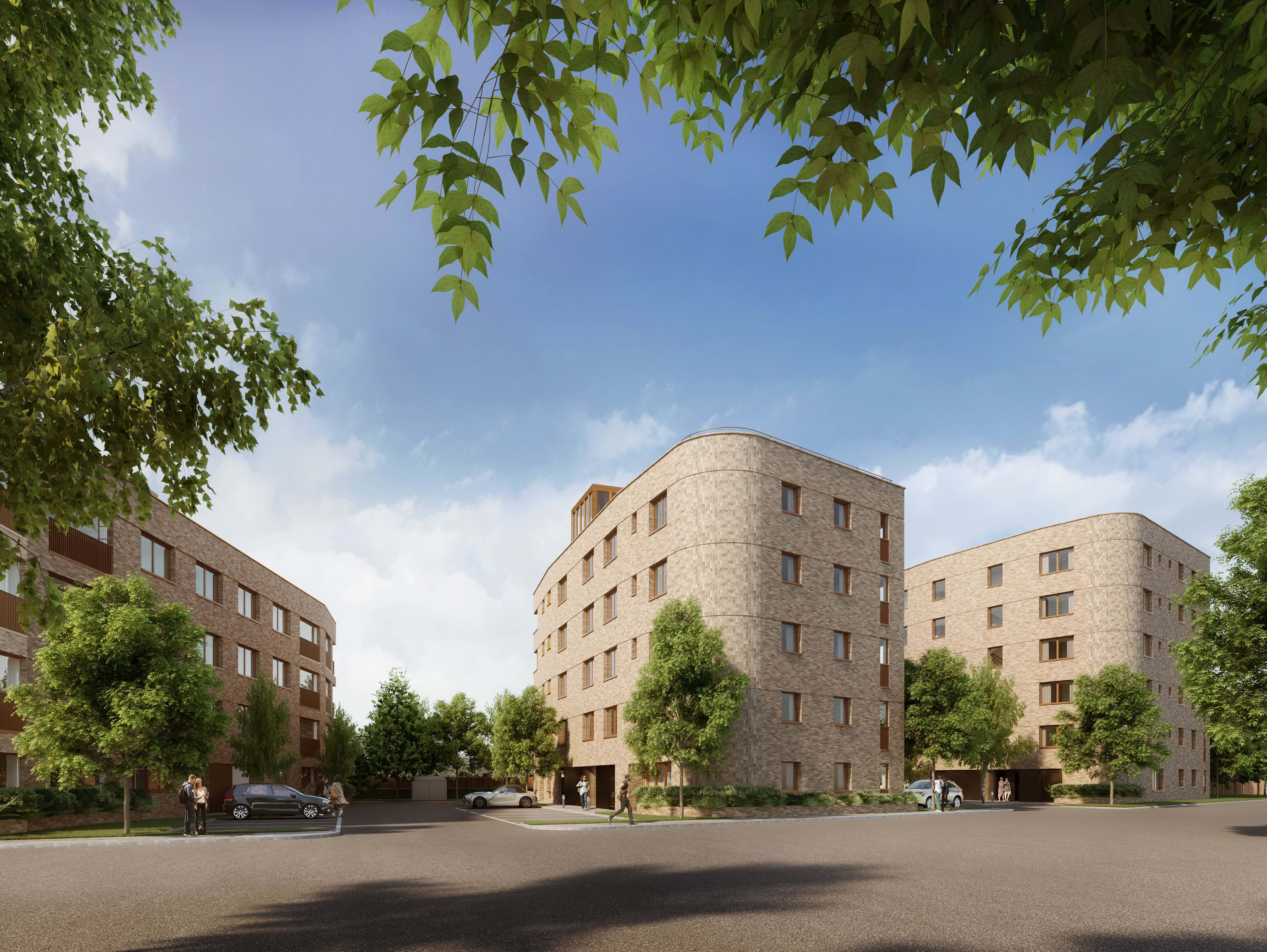 Ternary Place, Shared Ownership in Ealing