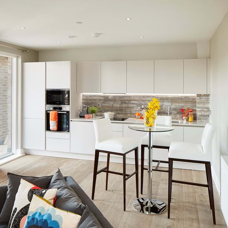 Centralis Show Home - Kitchen